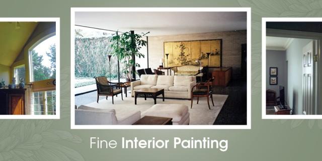 Fine Interior Painting